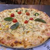 Pizza Sisily de pollo