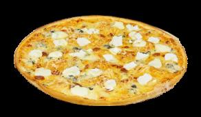 Піца Сирний бум
