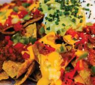 Hot nachos
