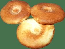 Грузинський хліб із зеленою олією