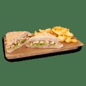 Caesar sándwich