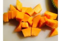 Melon Jaune Découpé