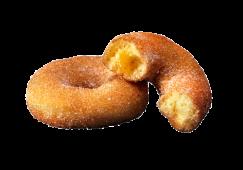 Донат Яблуко-Кориця