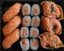 A5. Sushi Misto 14 Peças