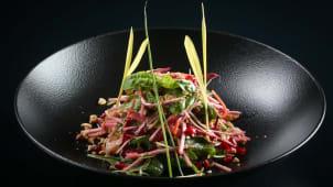 Vegeterijanska salata