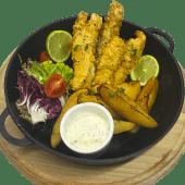 Пательня Fish and Chips (200/150/60г)