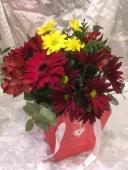 Caja Flores primaveral