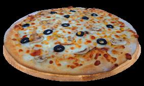 სამარხვო ვეჯი პიცა