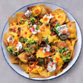 Nachos loaded