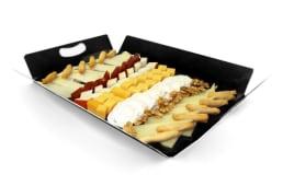 Bandeja de quesos surtidos nacionales