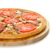Pizza mediterránea (familiar)