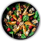 Amanida gorgonzola amb pera (bowl de 1.5 lt.)