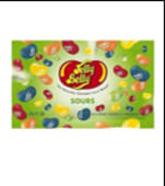 Jelly belly sours jelly bean mix