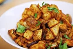 Spiced Home Fries