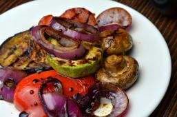 Grilled Vegetables овочі на грилі (180г)*