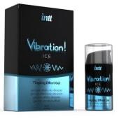 "Intt Cosmetics ""Vibration"" Vibrador Líquido Frio"