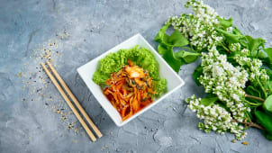 Sałatka Kimchi