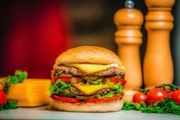 Чізбургер подвійний