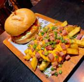 Promo Gran Burger + Altas Papas
