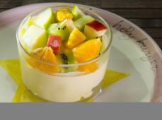 Tiramisu alla Frutta GF