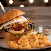 La style burger