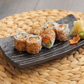 Sake Cream Chesee Roll (6 Pcs)