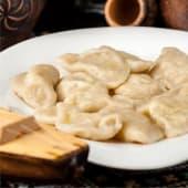 Варенички з картоплею та сиром (200/50г)