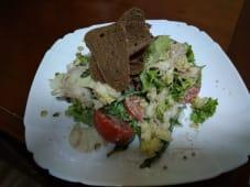 Салат із телятиною гриль (300г)