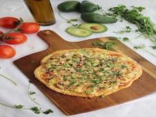 Pizza Familiar Green VegetarianFriendly  (33 cm.)