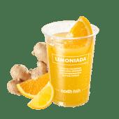 Lemoniada pomarańczowo-imbirowa