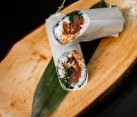 Sushi Burrito Atum
