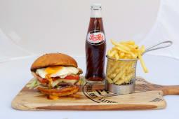 Meal DealBreakfast Burger
