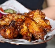 Chicken wings 8 pezzi