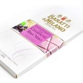 Tavoletta di Cioccolato Champagne e Ribes gr.75