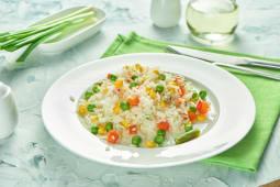Рис з овочами (150г)