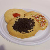 Cookies De Mantequilla