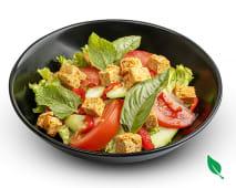 Салат з тофу та овочами (185г)