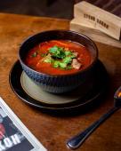 Острый суп с телятиной