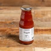 I succhini bio - fragola  20cl