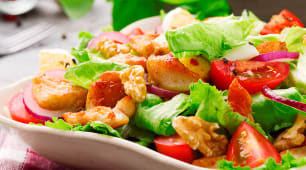 Ensalada Chicken Star