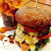 Dublu Cheeseburger