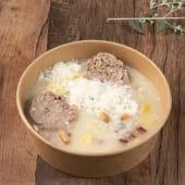 Super Sopa De Picadillo