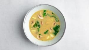 "Суп ""Том Кха Кай"""