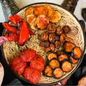Запечені томати (за 100г)