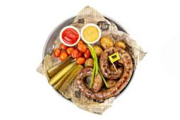 Колбаски ручной работы из баранины