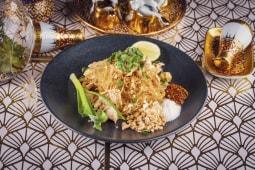 Pad Thai glass noodle