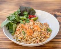 Рис з креветками (300г)