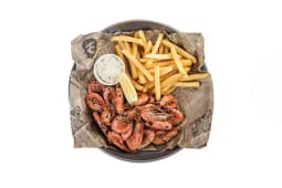 Shrimps & Chips 210/150/50гр.