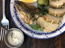 Закуска з фаршированої риби (150г)