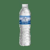 Agua Mineral Eco De Los Andes Con Gas 500 Ml.
